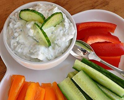 Feta dip- breakfast, lunch, dinner and snacks!   Inner Self Fitness